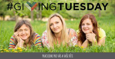 Giving Tuesday-Martina Suchánková-Marie Maříková-Dagmar Sláčalová