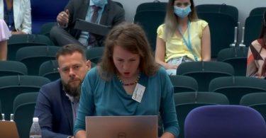 Zuzana Candigliota u Evropského soudu pro lidská práva